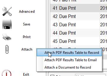 how to take a snapshot of a secured pdf