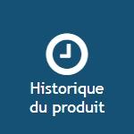 Historique du produit
