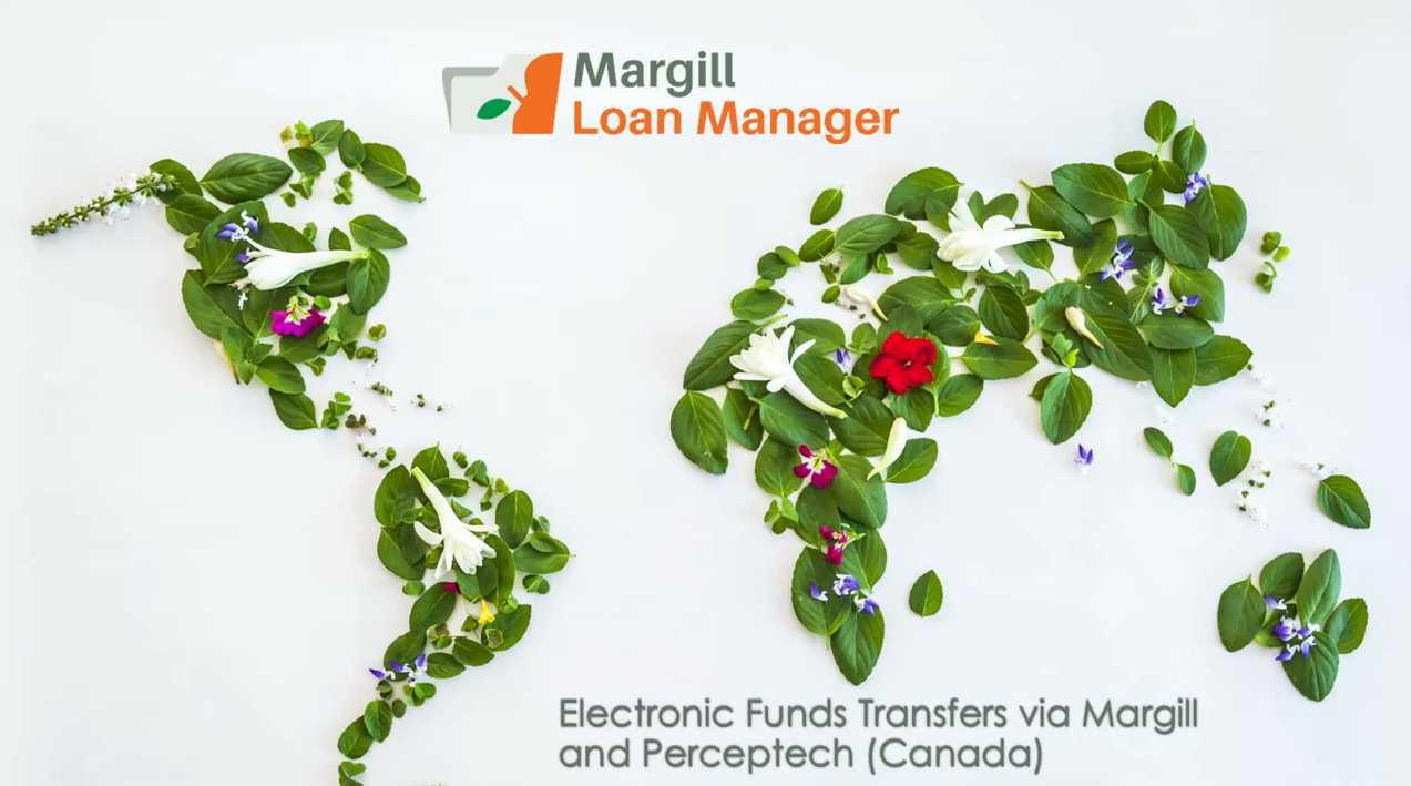 Electronic Funds Transfers using Perceptech