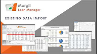 Margill Loan Manager - Data Import